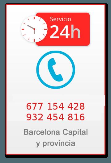 servicio cerrajeria 24h - Aperturas